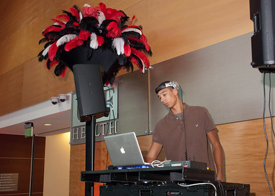 The DJ even played Disco!