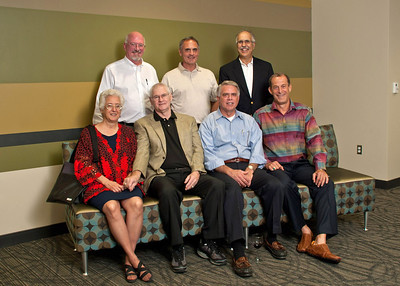 USF College of Medicine Class of 1976 celebrating 35 years since graduation.