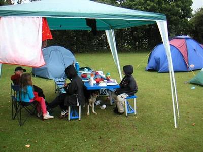 Junior Camp, Lady's Mile