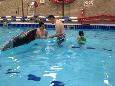 Canoe Pool sessions