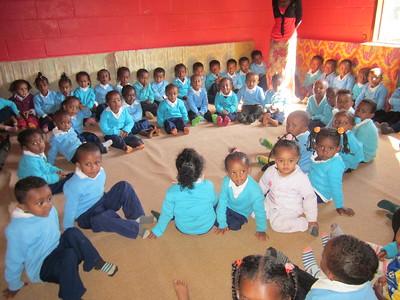 Bethel Academy & Kindergarten, Ethopia