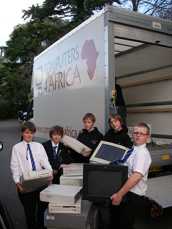 Computers 4 Africa