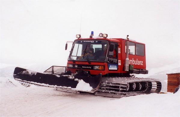Skiing, Montgenvre, France