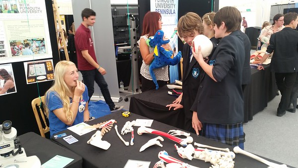 Plymouth University Science & Engineering Day
