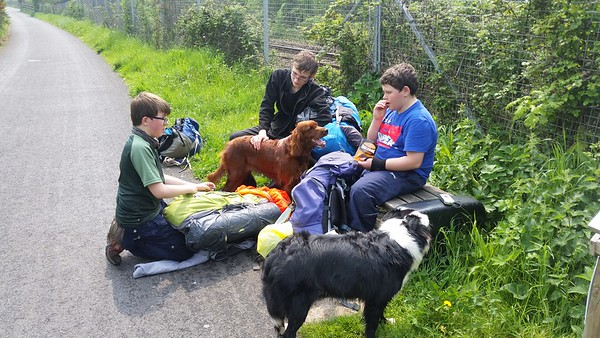 2nd DofE Assessed expedition