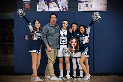 2.8.2019 - MCS Girls vs Escondido Charter - Senior Night