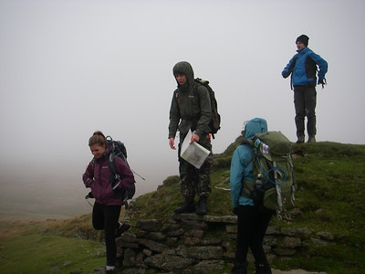 Ten Tors Training 17/11/3