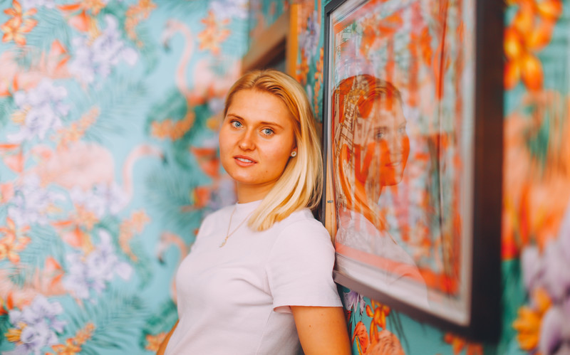 Mie Jans Portrait Shoot