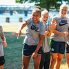 Manchester City Women Pre-Season Training Session