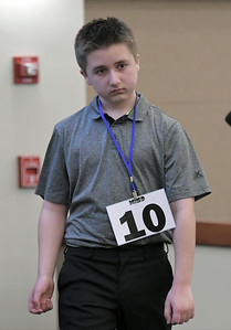 2018 Macomb Regional Spelling Bee. MACOMB DAILY PHOTO BY DAVID DALTON