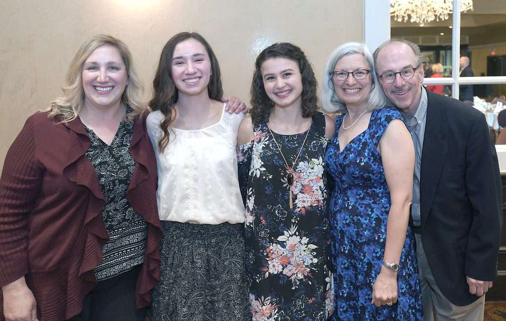 . All Academic Banquet on April 25, 2018. MACOMB DAILY PHOTO GALLERY BY DAVID DALTON