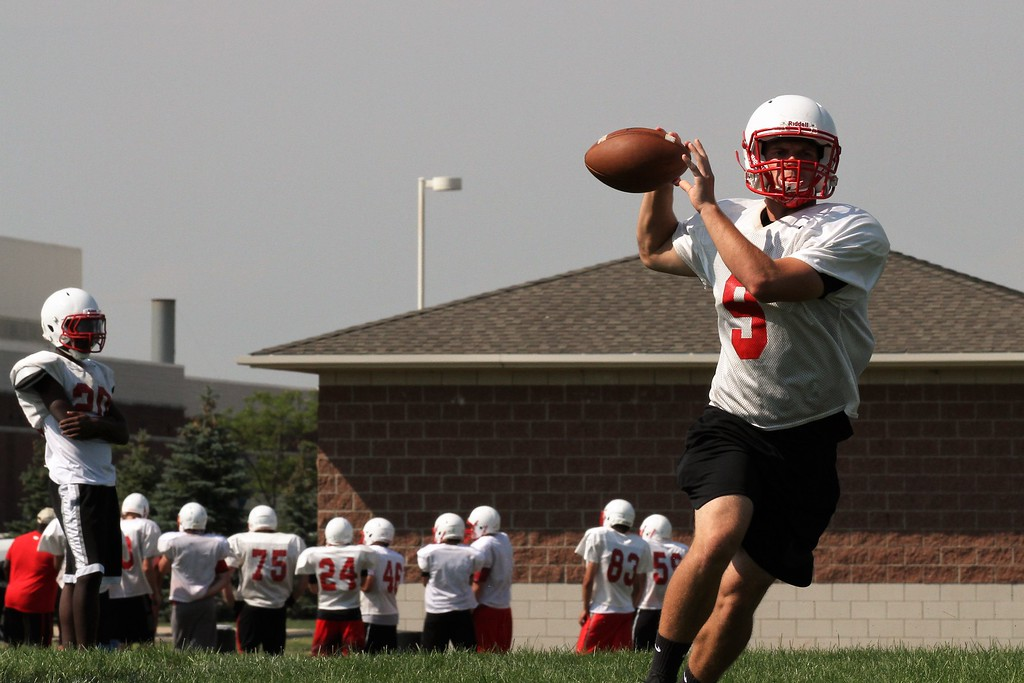 . Anchor Bay practice on Thursday, August 10, 2017. (MIPrepZone photo gallery by George Spiteri)