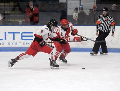 Anchor Bay defeated Romeo 4-3 in overtime on January 5, 2019. THE MACOMB DAILY PHOTO GALLERY BY DAVID DALTON