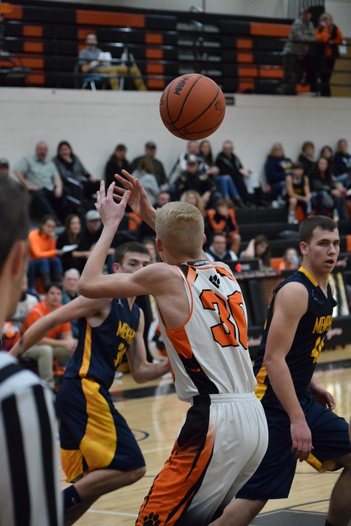 . Armada beat Memphis, 56-42, in a non-conference boys basketball game on December 5, 2017. THE MACOMB DAILY PHOTO GALLERY BY CHUCK PLEINESS