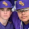 De La Salle won the opener of a doubleheader with Brother Rice, 10-6, and lost the nightcap, 4-1 in five innings. (MIPrepZone photo gallery by Chuck Pleiness)