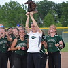 New Haven defeated Capac 7-6 in eight innings to win a Division 3 district tournament on June 2, 2017. (MIPrepZone photo gallery by George Pohly)