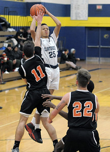 Center Line vs Clintondale on January 3, 2019. THE MACOMB DAILY PHOTO GALLERY BY DAVID DALTON