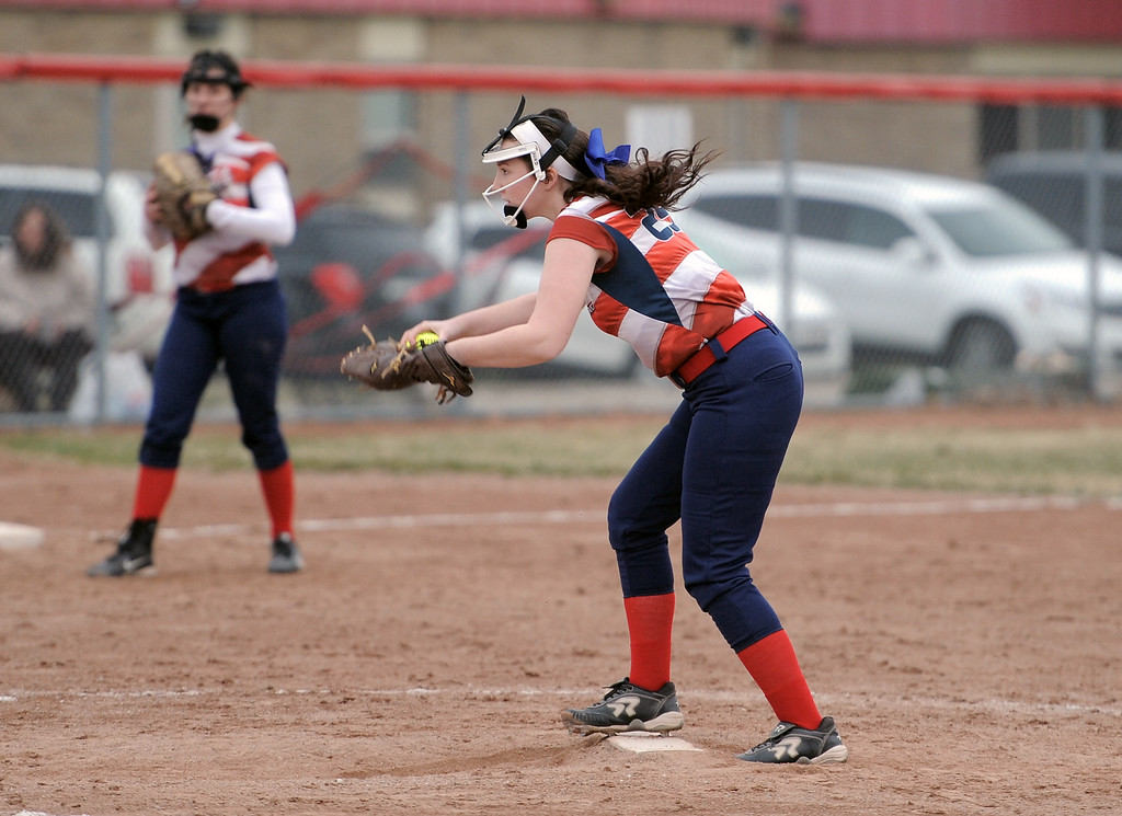 . Cousino vs Chippewa Valley on April 13, 2018. MACOMB DAILY PHOTO GALLERY BY DAVID DALTON
