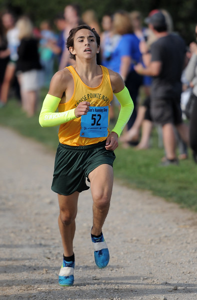 Cross country Red Division Jamboree at Westview Orchards in Romeo on September 12, 2017. THE MACOMB DAILY PHOTO GALLERY BY DAVID DALTON