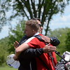 Rochester Adams won the Division 1 golf regional at Twin Lakes Wednesday. Ford and Stoney Creek finished 2-3 and will join the Highlanders at the state finals next week. (MIPrepZone photo by Jason Schmitt)