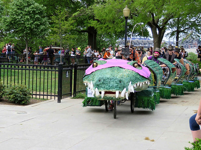 Baltimore Kinetic Sculpture Race 2018