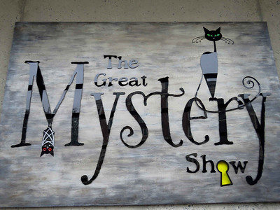 featured exhibit - The Great Mystery Show, February 24, 2018