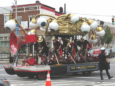 Baltimore Kinetic Sculpture Race 2016