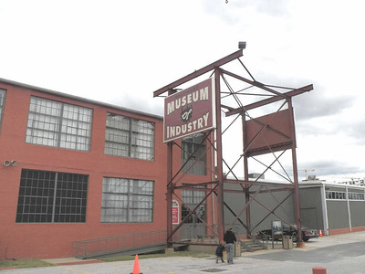 Baltimore Museum of Industry, September 2015