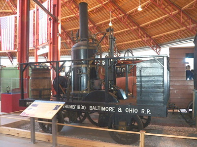"""Tom Thumb"" engine, 1830"