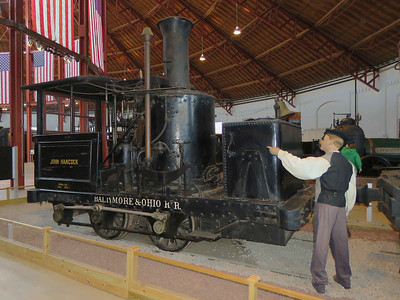 """John Hancock"", 1836  grasshopper steam engine February 25, 2018"