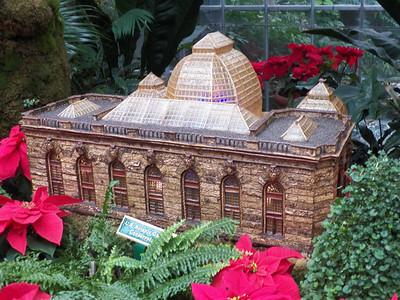 US Botanic Garden model, US Botanic Garden