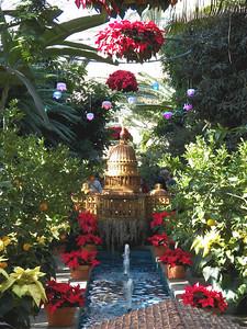 US Capitol model, US Botanic Garden