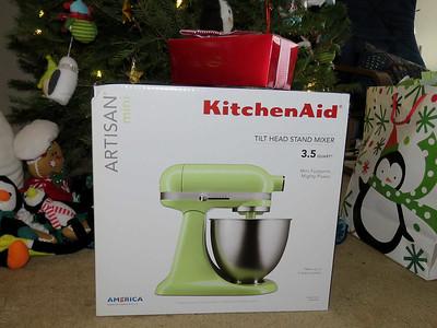 my Christmas gifts, 2018