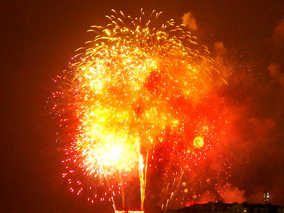 fireworks & other holiday celebrations
