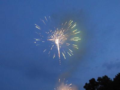 2018 Glen Burnie fireworks