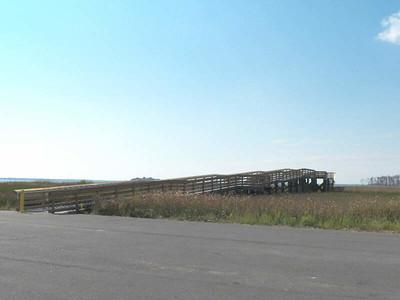 observation platform, October 2012