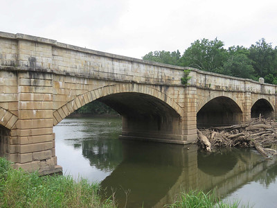Monocacy Aquaduct, June 17, 2017