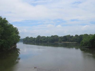 Monocacy River, June 17, 2017