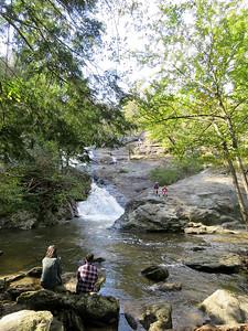 Cunningham Falls, Cunningham Falls State Park, September 29, 2018