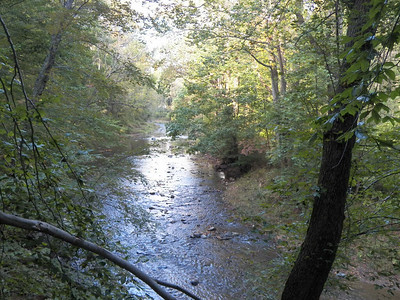 the Little Gunpowder Falls, Harford County, MD, October 2012