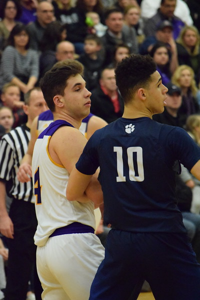 De La Salle beat Dakota, 56-51, to claim a Class A boys basketball regional championship on March 14, 2018. The Pilots will meet U-D Jesuit on Tuesday in a Class A state quarterfinal. THE MACOMB DAILY PHOTO GALLERY BY CHUCK PLEINESS