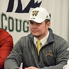 Brendan Siwajek of Dakota signed with  Western Michigan football.