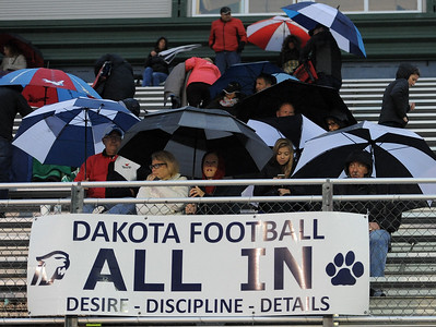 Dakota vs Chippewa Valley on October 11, 2017. THE MACOMB DAILY PHOTO GALLERY BY DAVID DALTON