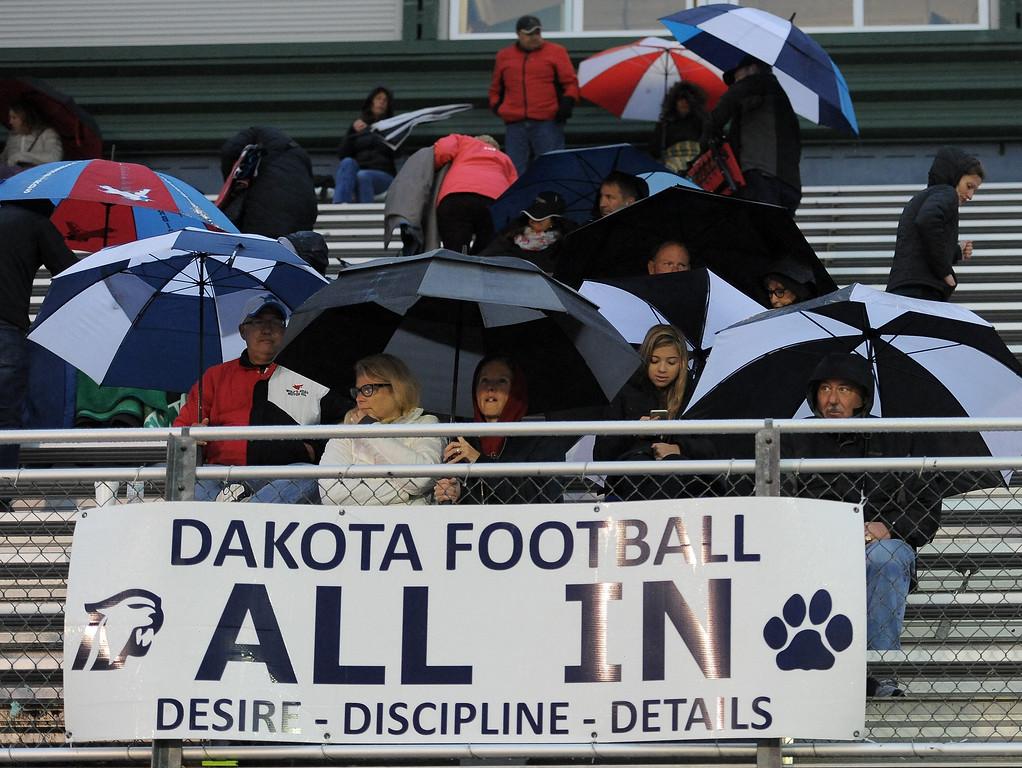. Dakota vs Chippewa Valley on October 11, 2017. THE MACOMB DAILY PHOTO GALLERY BY DAVID DALTON