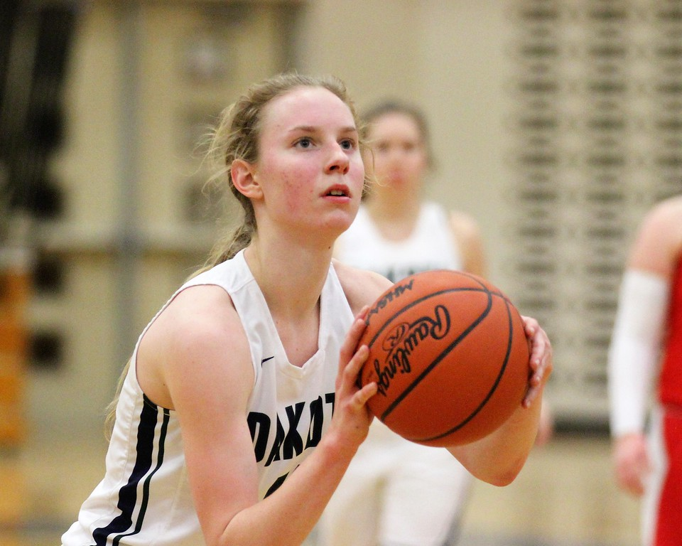 . Dakota defeats Cousino late 49-43 at Dakota on February 13, 2018. THE MACOMB DAILY PHOTO GALLERY BY GEORGE SPITERI