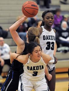 Dakota vs Eisenhower on January 11, 2019. THE MACOMB DAILY PHOTO GALLERY BY DAVID DALTON