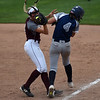 Dakota beats Grandville, 4-3, to win the Division 1 state championship. It's the first softball state title in school history. The Cougars lost in last year's state title game. (MIPrepZone photo gallery by David Dalton)