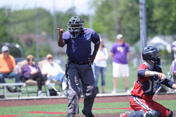 MD - De La Salle at University Liggett baseball (Game 2 of DH)