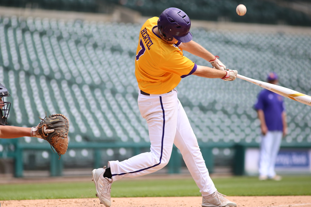 . Warren De La Salle came back to defeat Orchard Lake St. Mary\'s for the Catholic League A-B championship on Tuesday at Comerica Park. (Photo by Bill Roose)