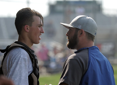 Eisenhower beat Dakota 6-4 on May 14, 2018. MACOMB DAILY PHOTO GALLERY BY DAVID DALTON